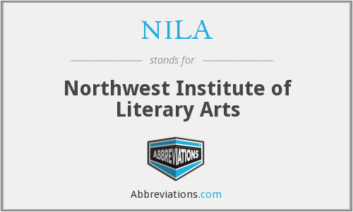 What does NILA stand for?