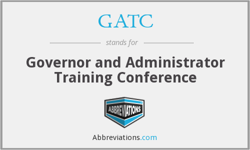 What does GATC stand for?