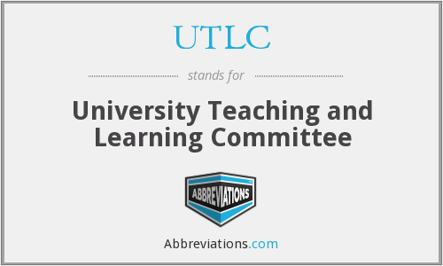 What does UTLC stand for?