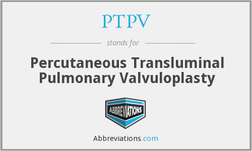 What does PTPV stand for?