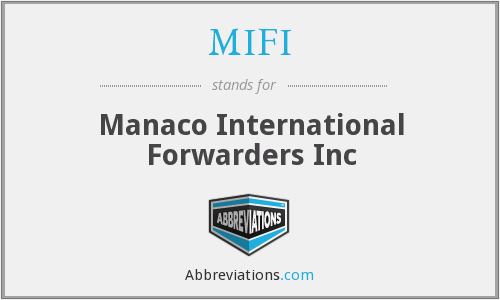 What does MIFI stand for?