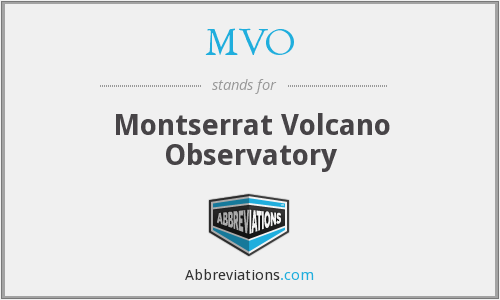 What does MVO stand for?