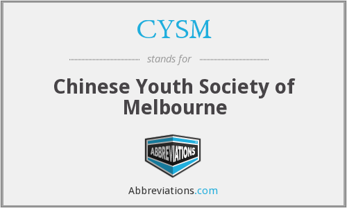 What does CYSM stand for?