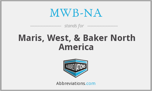 What does MWB-NA stand for?