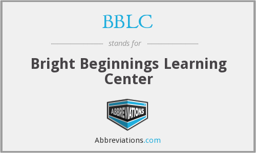 What does BBLC stand for?