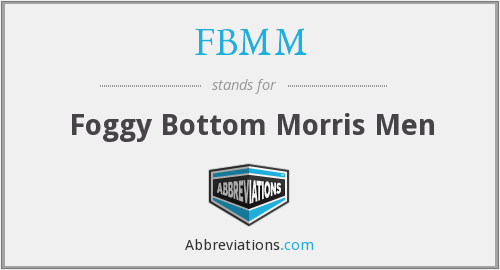 What does FBMM stand for?