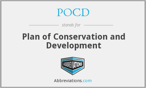 What does POCD stand for?