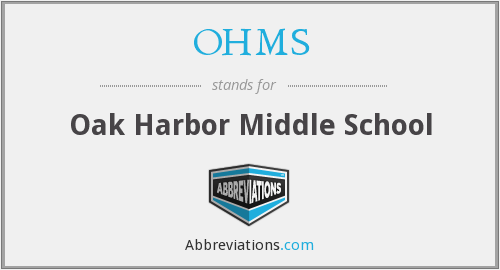 What does OHMS stand for?