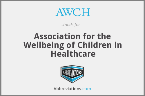 What does AWCH stand for?