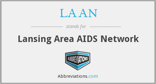 What does LAAN stand for?