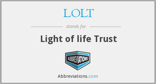 What does LOLT stand for?
