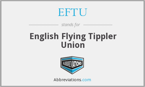 What does EFTU stand for?