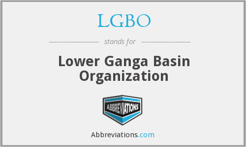 What does LGBO stand for?