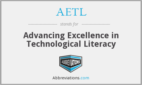 What does AETL stand for?