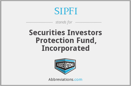 What does SIPFI stand for?