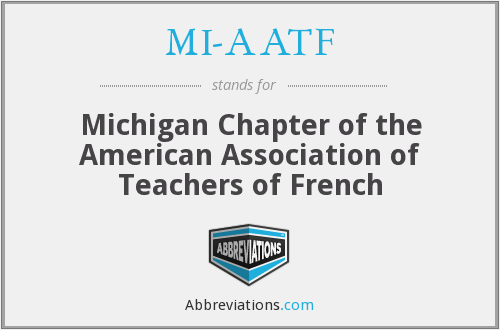 What does MI-AATF stand for?
