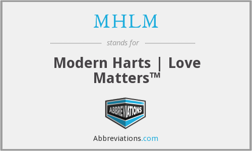What does MHLM stand for?
