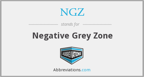 What does NGZ stand for?