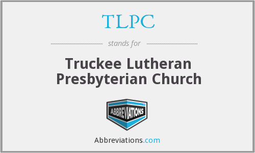 What does TLPC stand for?