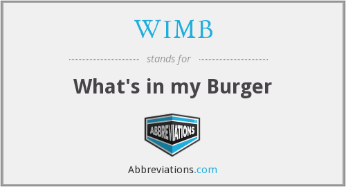 What does WIMB stand for?