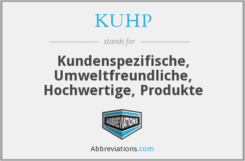 What does KUHP stand for?