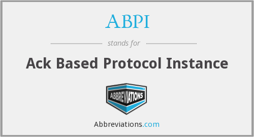 What does ABPI stand for?