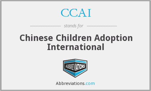 What does CCAI stand for?