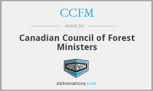 What does CCFM stand for?