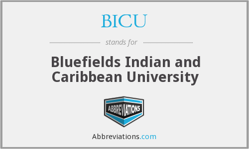 What does BICU stand for?