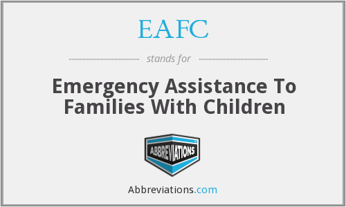 What does EAFC stand for?