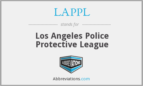 What does LAPPL stand for?
