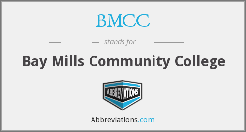 What does BMCC stand for?