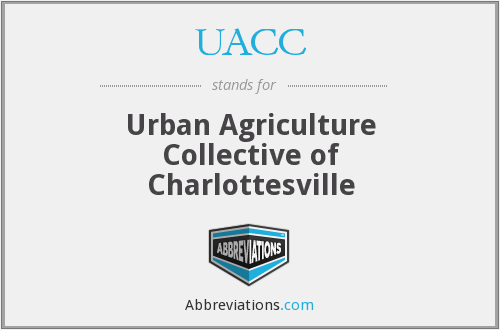 What does UACC stand for?