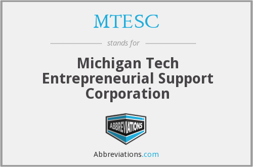 What does MTESC stand for?