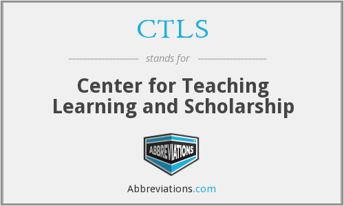 What does CTLS stand for?
