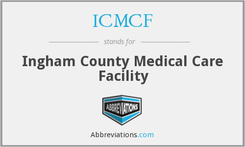 What does ICMCF stand for?