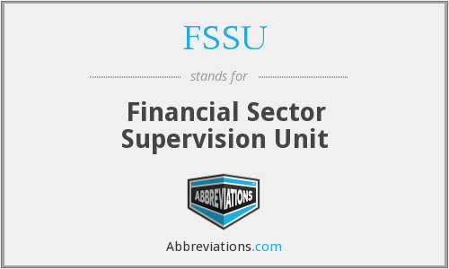 What does FSSU stand for?