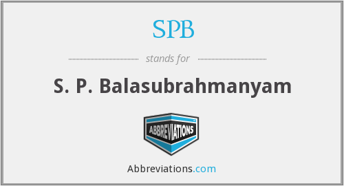 What does SPB stand for?