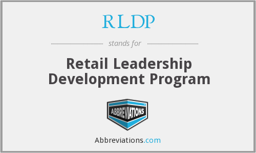 What does RLDP stand for?