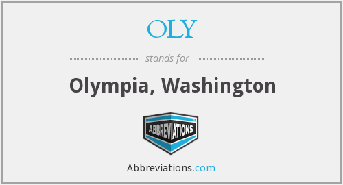 What does OLY stand for?