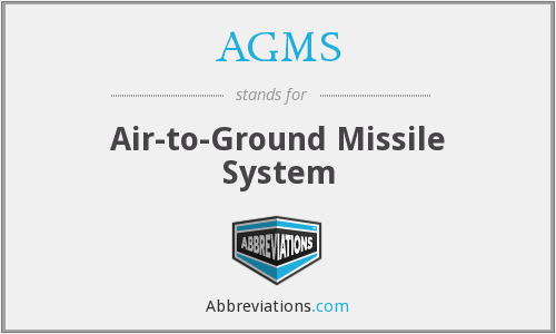 What does AGMS stand for?