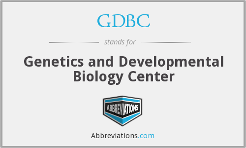 What does GDBC stand for?