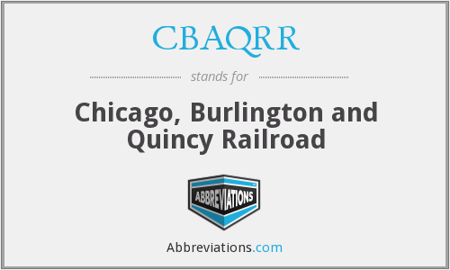 What does CBAQRR stand for?
