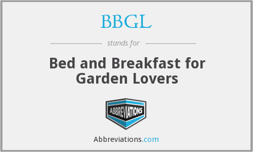 What does BBGL stand for?