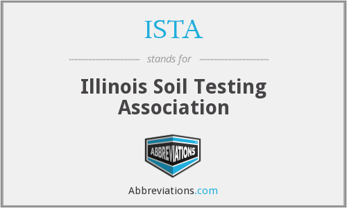 What does ISTA stand for?