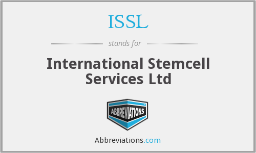 What does ISSL stand for?