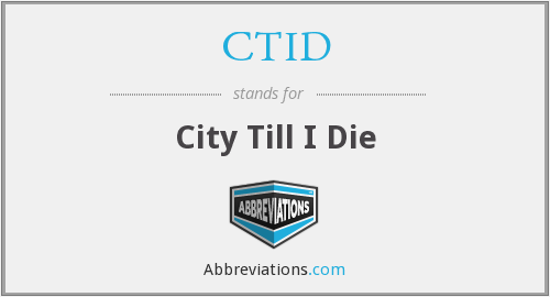 What does CTID stand for?