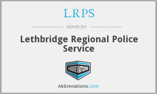 What does LRPS stand for?
