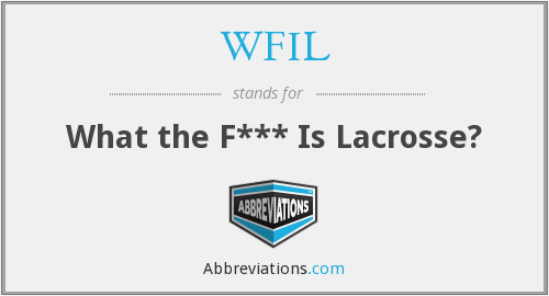 What does WFIL stand for?