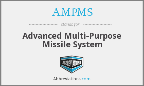 What does AMPMS stand for?